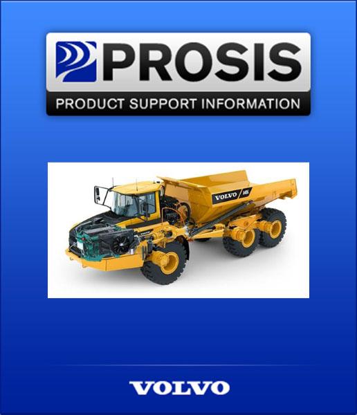 2019 Volvo PROSIS Offline Download & Online Installation Service (1)