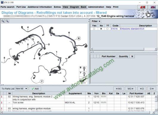[06.2019] BMW ETK EPC Online VIN Account Software-4