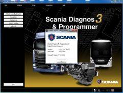 Scania SDP3 2.47.3