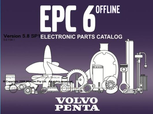11.2020 Volvo Penta EPC6 Industrial Engines Download & Installation (1)