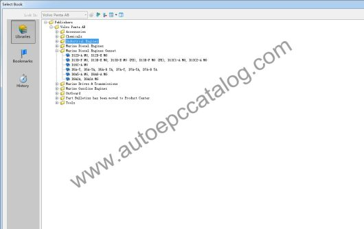 11.2020 Volvo Penta EPC6 Industrial Engines Download & Installation (5)