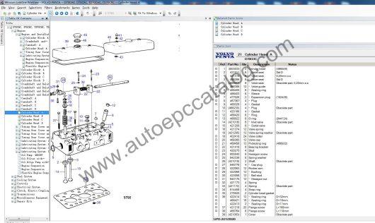 11.2020 Volvo Penta EPC6 Industrial Engines Download & Installation (8)