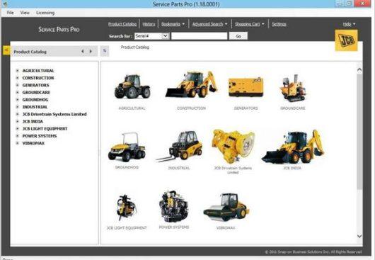 JCB Service Parts Pro + Service Download & Installation Service (3)