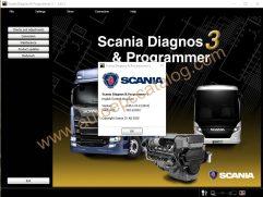 Scania SDP3 2.45.1
