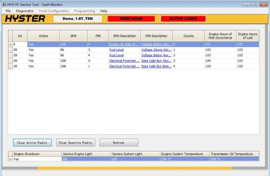 Hyster PC Service Tool V4.93 Download & Installation Service-3