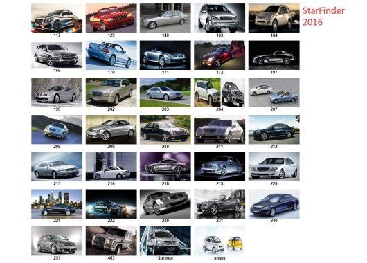 Benz StarFinder 2016