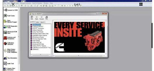 Cummins Insite 8.5.0 Software Download & Installation Service-2