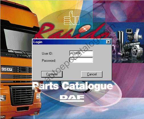 2016 DAF Parts Rapido EPC Download & Installation Service (1)