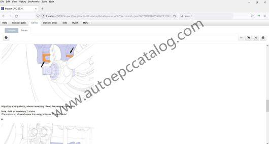 2020 Volvo Impact 8576 EPC+ Service Repair Offline Download (3)