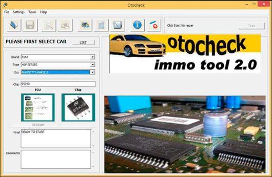otocheck immo tool 2.0