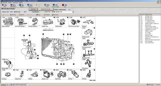 05.2020 Toyota Industrial Equipment EPC 2.27-5