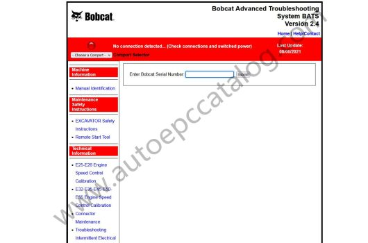 Bobcat Advanced Troubleshooting System 2.4 Download (2)