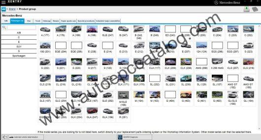 12.2020 Benz Xentry.OpenShell.XDOS (3)