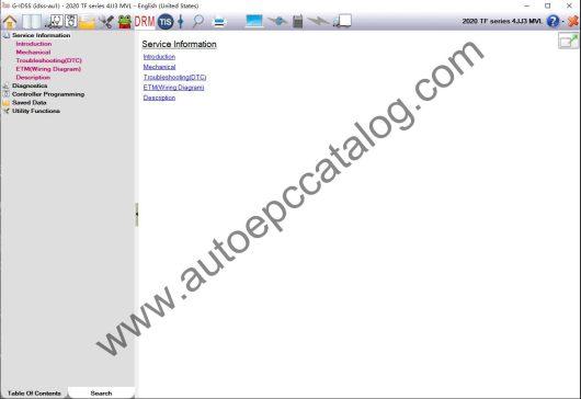 ISUZU G-IDSS Diagnostic Software Download (3)
