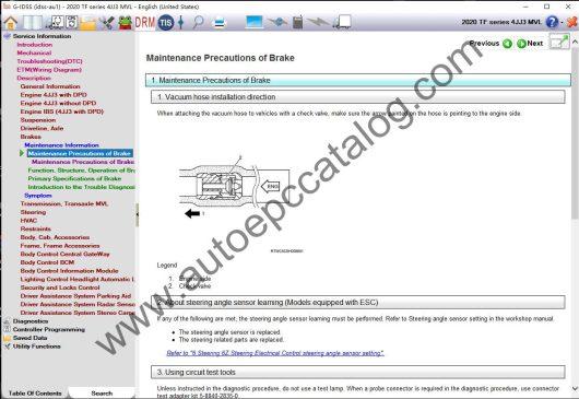 ISUZU G-IDSS Diagnostic Software Download (6)