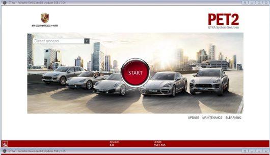 Porsche PET2 Electrical Parts Catalogue (1)