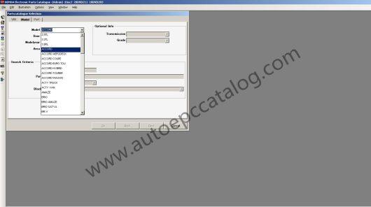 Honda EPC 01.2021 VMware (2)