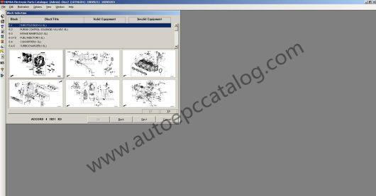 Honda EPC 01.2021 VMware (4)