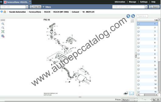 Suzuki EPC 05.2019 Spare Parts Catalog Download & Installation Service (3)