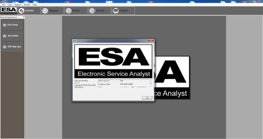 Paccar ESA v5.3.1