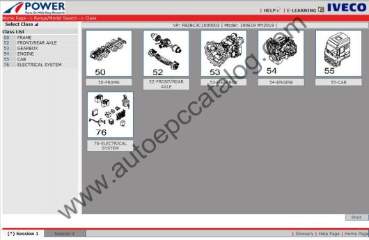 07.2019 IVECO Power EPC for Truck & Bus Download & Installation Service (5)