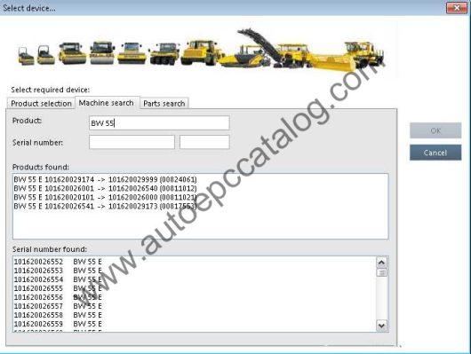 BOMAG EPC 2017 Parts Catalog Download & Installation Service (4)