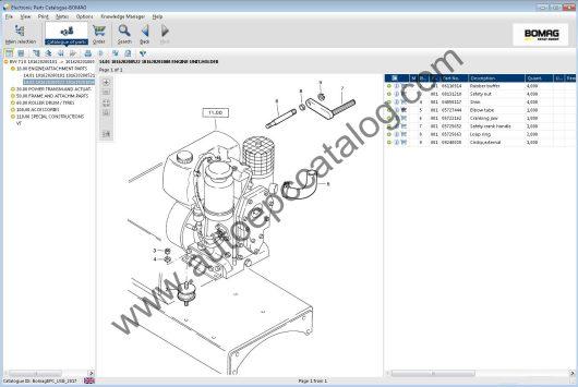 BOMAG EPC 2017 Parts Catalog Download & Installation Service (5)