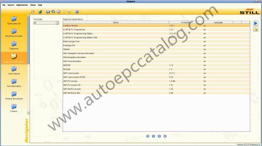 Still Steds Navigator Forklifts 8.20 R2 (5)