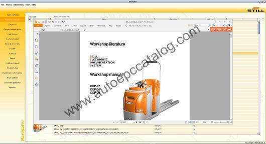 Still Steds Navigator Forklifts Download & Installation Service (7)
