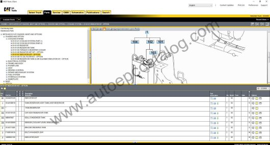 Caterpillar Forklift EPC MCFA+Service Manual Download & Installation (2)