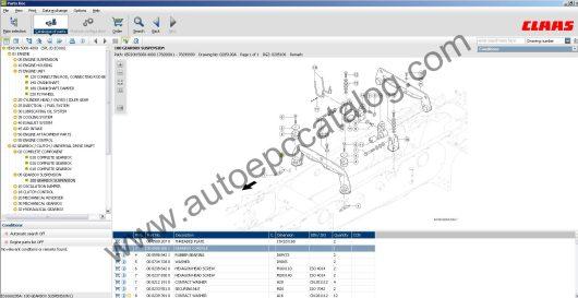 CLAAS Part Doc EPC 2016 Download & Installation Service (6)
