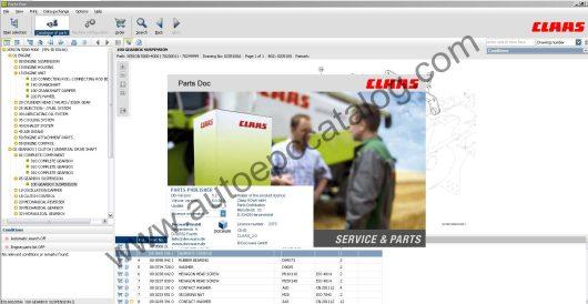 CLAAS Part Doc EPC 2016 Download & Installation Service (7)