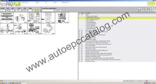 Clark Forklift Parts Pro Plus EPC V500 04.2020 Download (3)