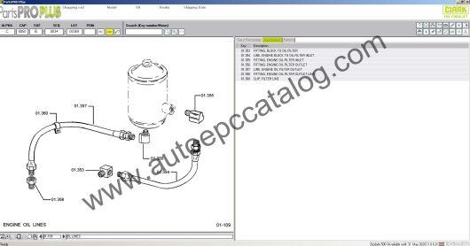 Clark Forklift Parts Pro Plus EPC V500 04.2020 Download (5)