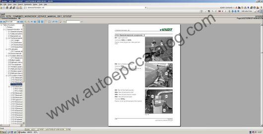 Fendt Epsilon Workshop Service Manual EU 05.2017 Download (5)