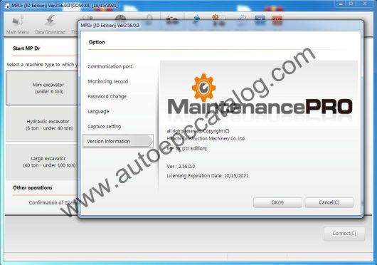 Hitachi MPDr v2.56 MaintenancePRO Download (2)