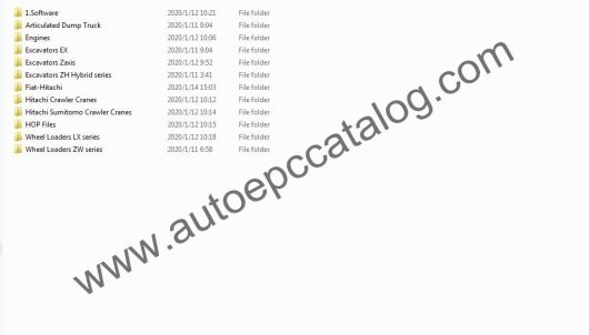 Hitachi Workshop Service Manual 2019 PDF Download (1)