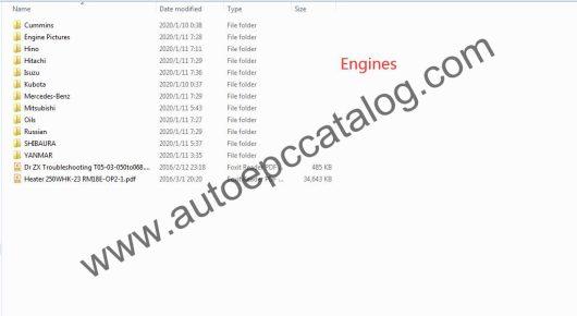 Hitachi Workshop Service Manual 2019 PDF Download (3)