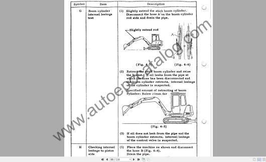 Takeuchi Excavator Workshop EPC+Service Manual (5)