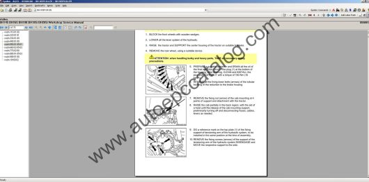 Valtra Tractor Service Manual Europe 05.2017 Download & Installation (5)