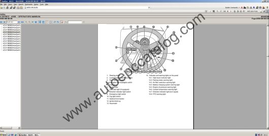 Valtra Tractor Service Manual Europe 05.2017 Download & Installation (6)
