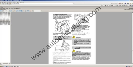 Valtra Tractor Service Manual Europe 05.2017 Download & Installation (7)