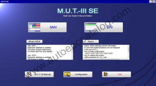 MUT-III MUT-III SE Mitsubishi Diagnostic Software Download+Instruction (2)