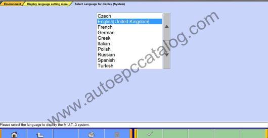 MUT-III MUT-III SE Mitsubishi Diagnostic Software Download+Instruction 3