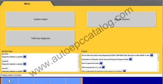 MUT-III MUT-III SE Mitsubishi Diagnostic Software Download+Instruction