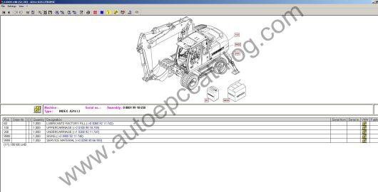 [12.2020] Liebherr Lidos Offline Parts + Service Manual VMWare Version (7)