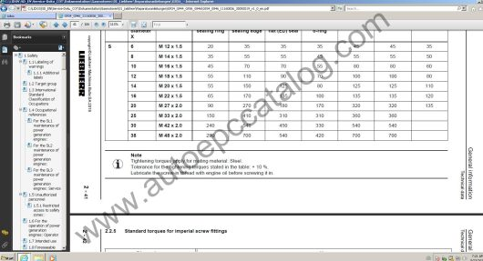 [12.2020] Liebherr Lidos Offline Parts + Service Manual VMWare Version (8)