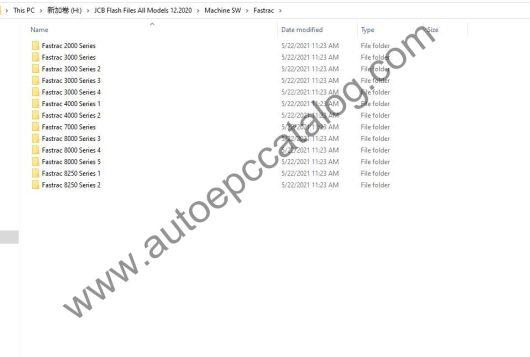 JCB All Module Flash File 12 (2)