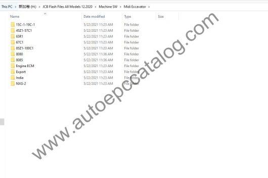 JCB All Module Flash File 12 (4)