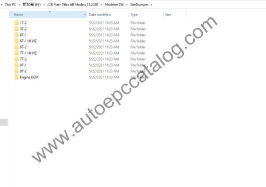 JCB All Module Flash File 12 (5)